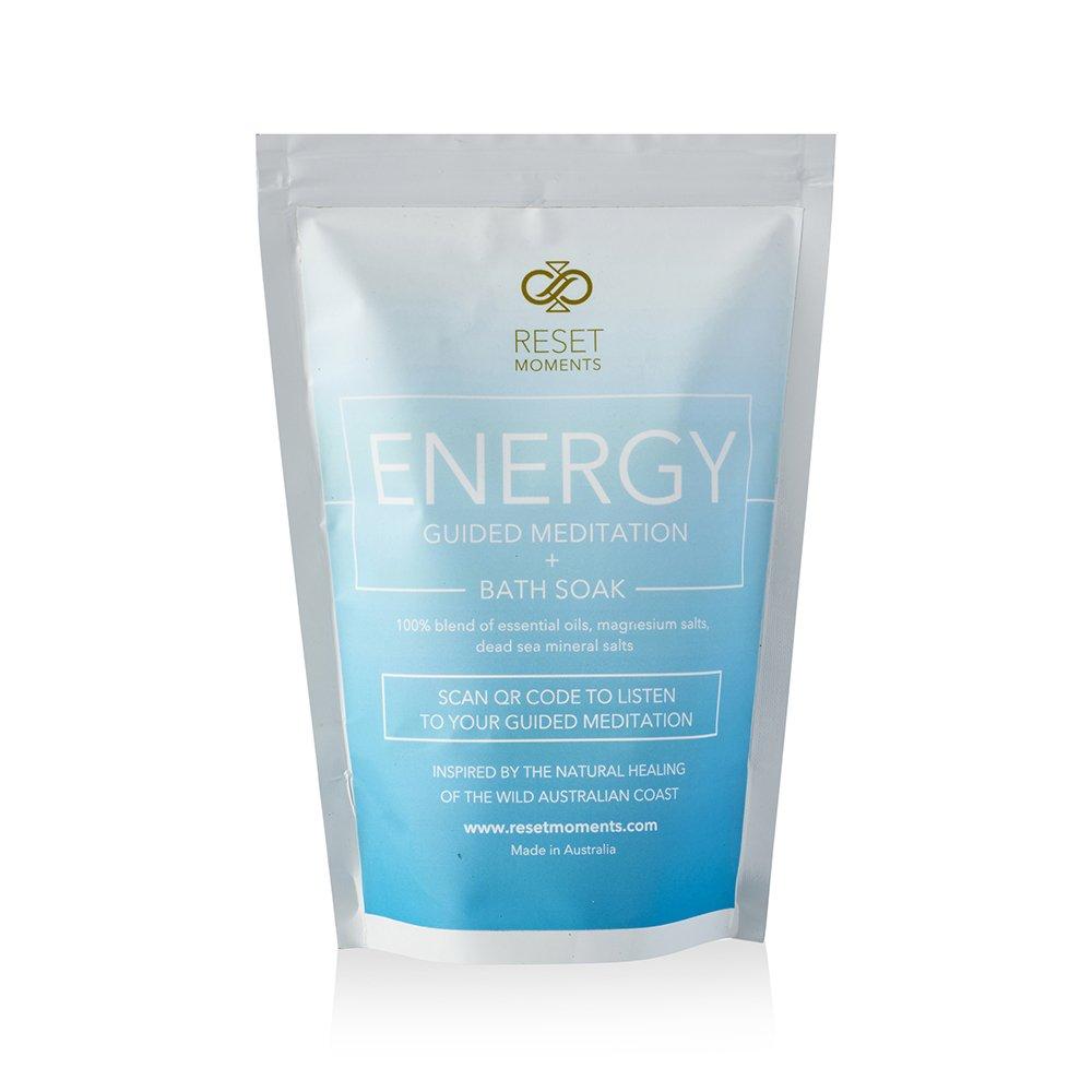 ENERGY Meditation + Bath SOAK