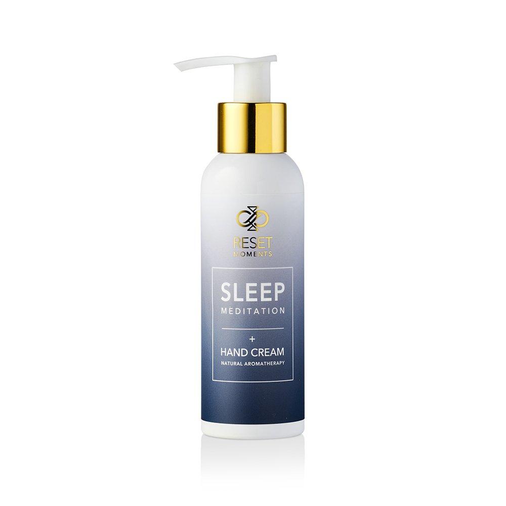 SLEEP Meditation + Organic HAND CREAM
