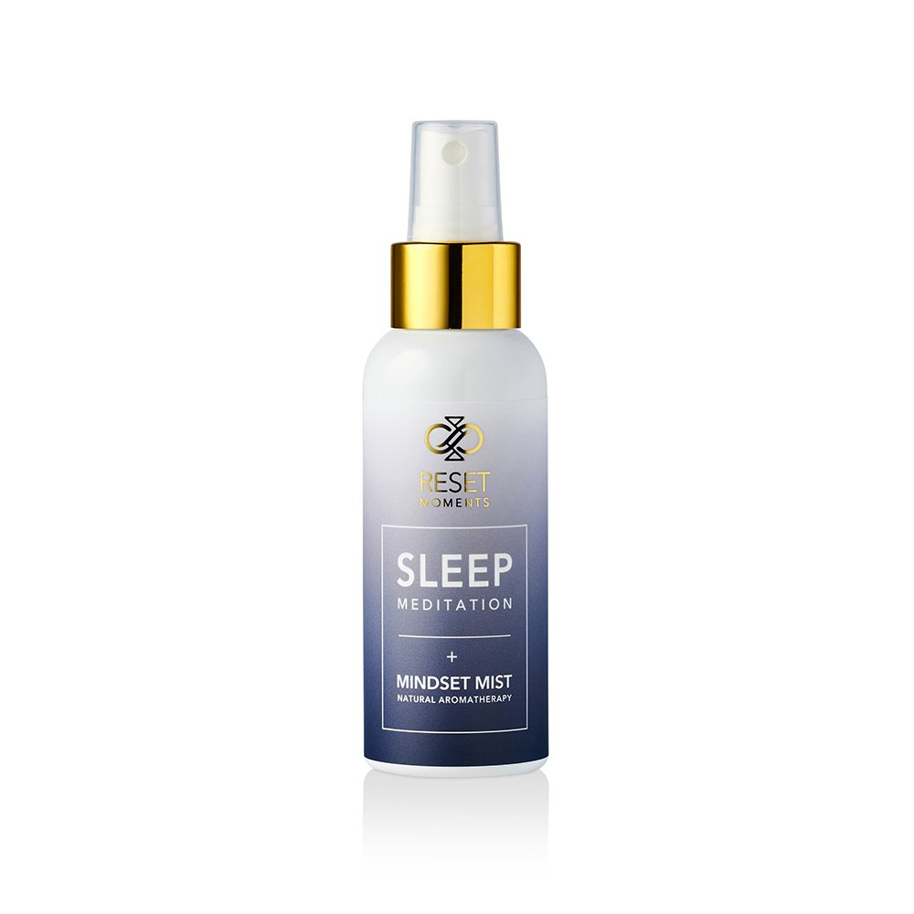 SLEEP Meditation + Mindset Face & Body Mist